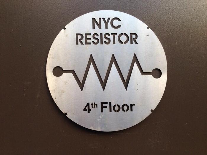 NYCR Door Logo